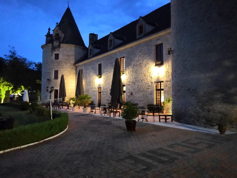 Chateau de Fleunie