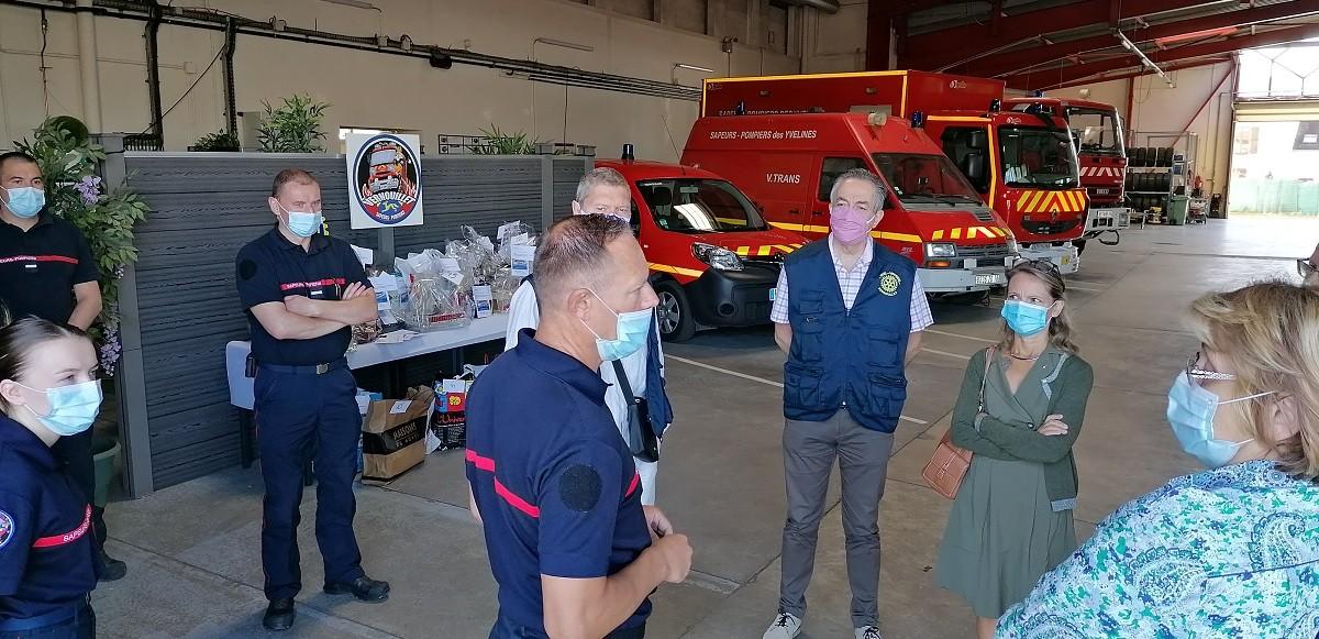 Pompiers vernouillet 3
